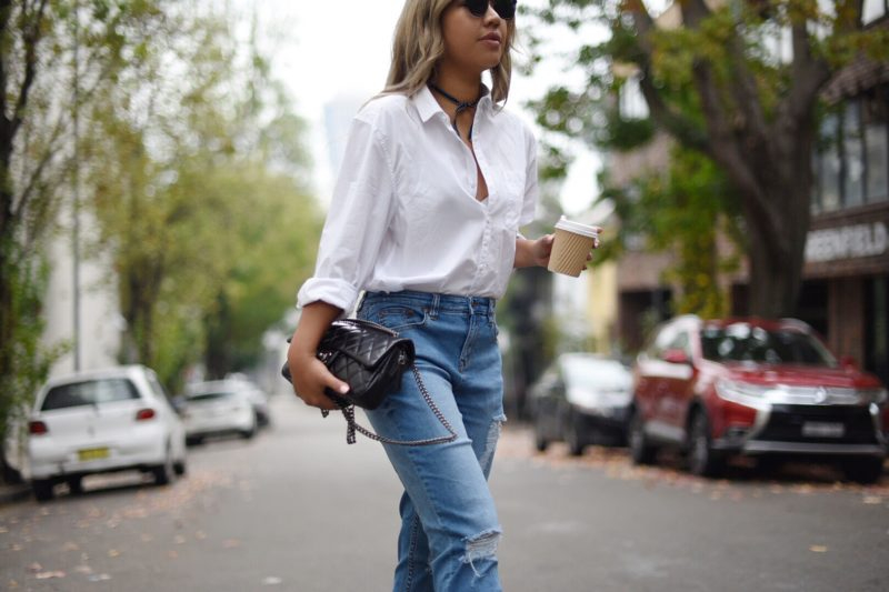 Four of my essential denim must haves